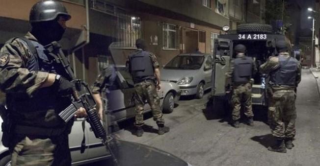 İstanbul'da Eş Zamanlı DEAŞ Operasyonu!