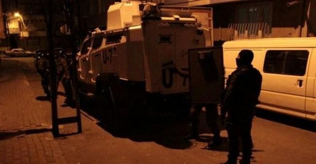 İstanbul'da YDG-H 'ye Yönelik Yapılan Operasyonlarda 15 Kişi Gözaltına Alındı