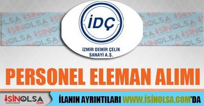 İzmir Demir Personel Eleman Alımları