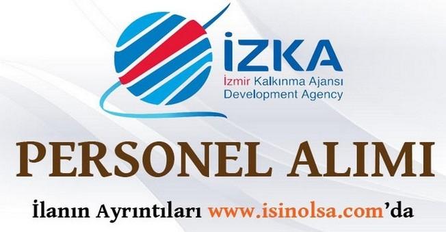 İzmir Kalkınma Ajansı Personel Alımı