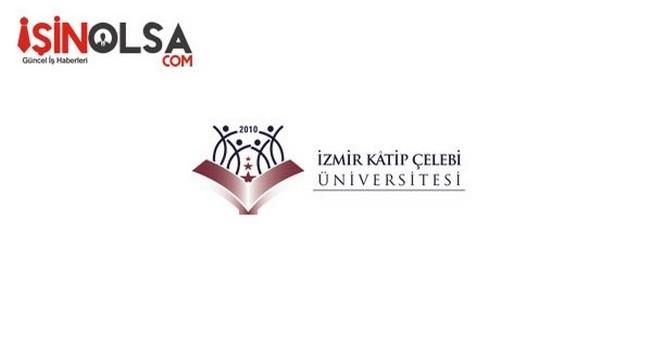İzmir Katip Çelebi Üniversitesi Öğretim Elemanı Alımı