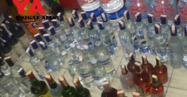 İzmir'de Sahte İçki Can Aldı