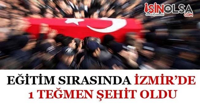 İzmir'den 1 Şehit Haberi Geldi