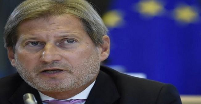 Johannes Hahn: 'PKK, Saldırılılarını Durdurmalı'