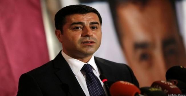 Kandil'in Açıklamalarına Demirtaş'tan Cevap Geldi!