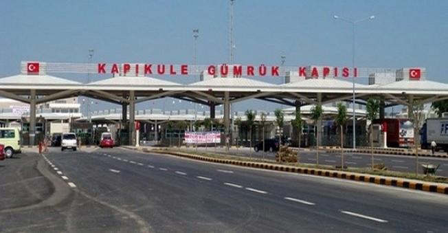 Kapıkule'de Tır Geçişleri Rekor Seviye'ye Çıkmış Durumda