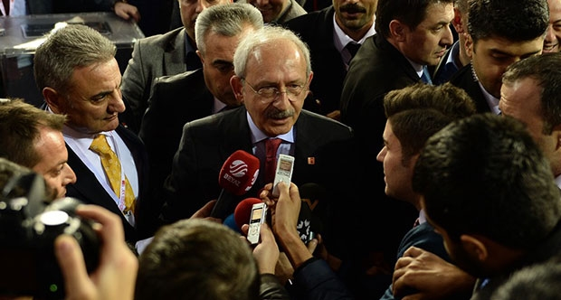 Kılıçdaroğlu'na geçersiz oyla mesaj