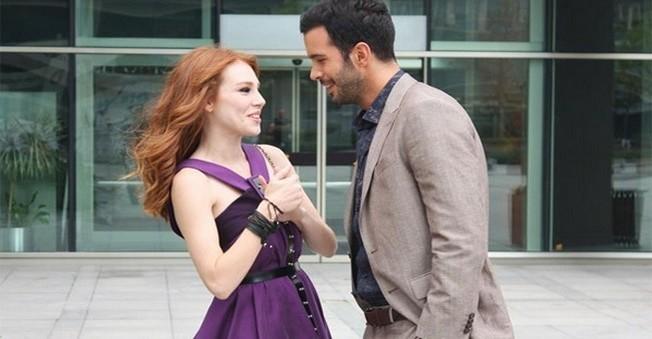 'Kiralık Aşk' Dizisinin Güzeli  Elçin Sangu'nun Sevgilisi Ortaya Çıktı!