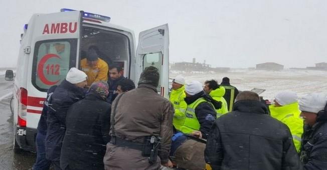 Kırşehir'de Feci Kaza!  7 Kişi Hayatını Kaybetti!