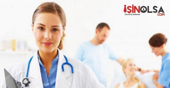 KPSS 2015/1 İle 4 Yıllık Lisans Mezunu Hemşire Alan İller