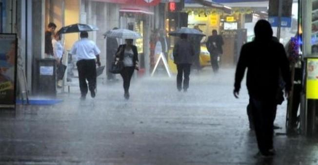 Kütahya Manisa ve Ardahan DİKKAT, Şiddetli Yağış Geliyor
