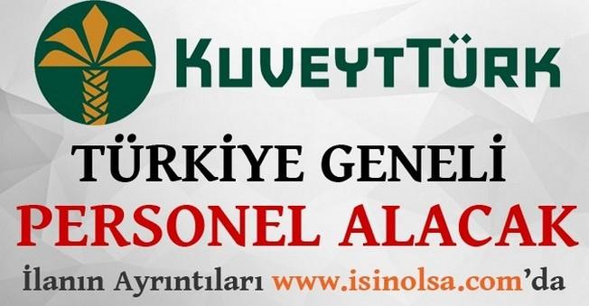 Kuveyt Türk Personel Alımı 2015