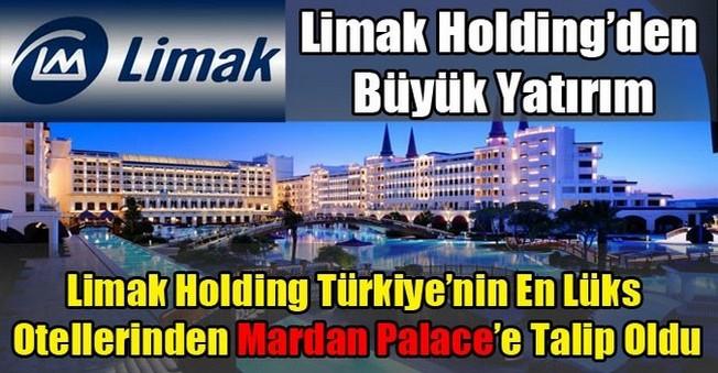 Limak Holding'den Büyük Yatırım