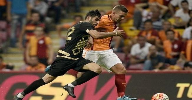 Lukas Podolski:Sanırım uzun yıllar Galatasaray'da oynamak isterim