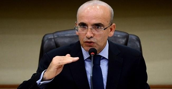 Maliye Bakanı Şimşek,Açıklamalarda Bulundu