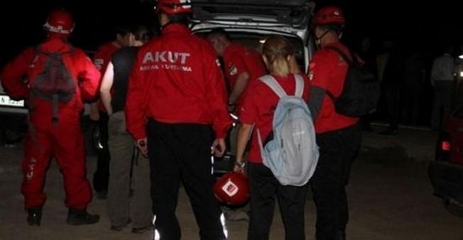 Manisa'da Kaybolan 4 Kişi Bulundu