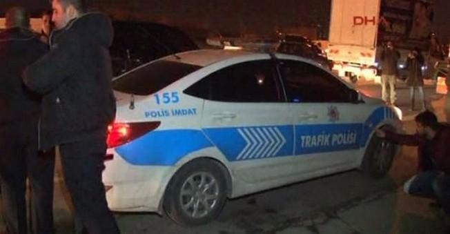 Mega kent İstanbul'da Polise Saldırı!