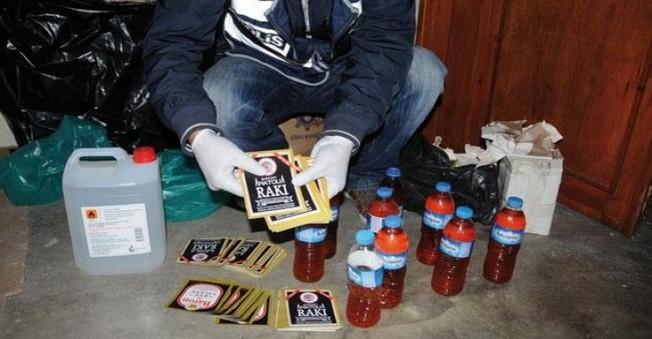 Mega Kent İstanbul'da Sahte İçkiden Ölenlerin Sayısı 9 Oldu