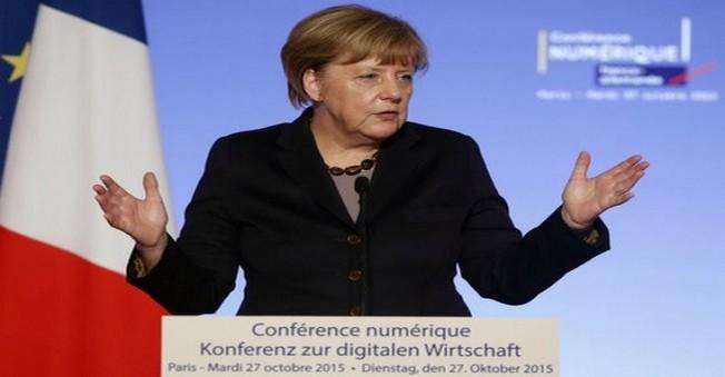 Merkel 1 Kasım'ı Bekliyor Mülteciler İçin
