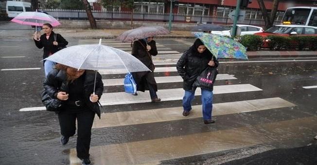 Meteoroloji uyardı kuvvetli yağış geliyor