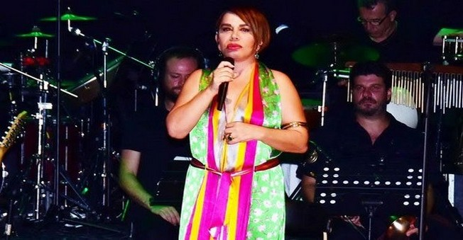 Minik Serçe Konserde Terörü Kınadı