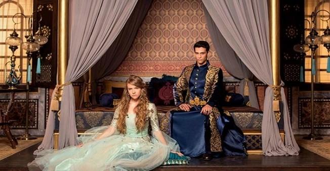 Muhteşem Yüzyıl Kösem Star Tv'de Bu Akşam Başlıyor