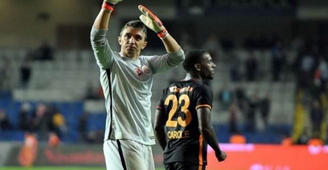 Muslera: ' Kazanmaya başlayan bir Galatasaray var'