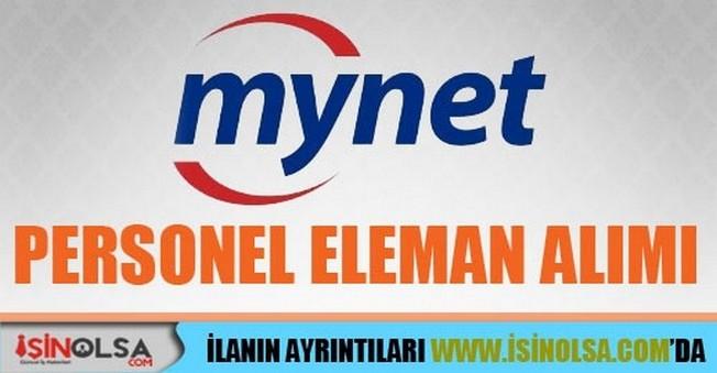 Mynet Personel Eleman Alımları