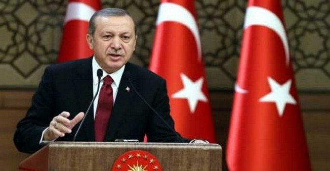 Namaz Kılanlara Yapılan Saldırıya İlişkin Erdoğan'dan Sert Tepki!