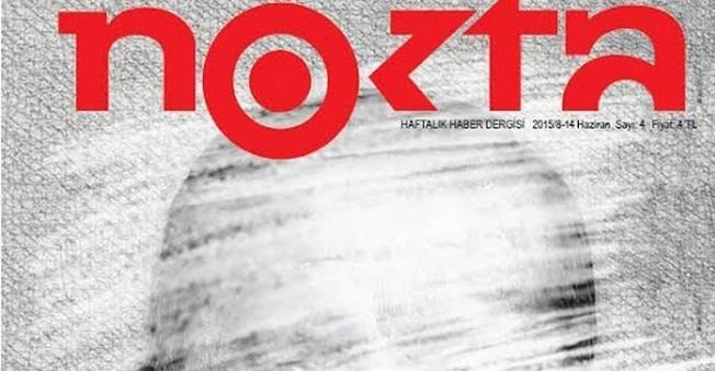 Nokta Dergisi'ne Gece Yarısı ŞOK Baskın!