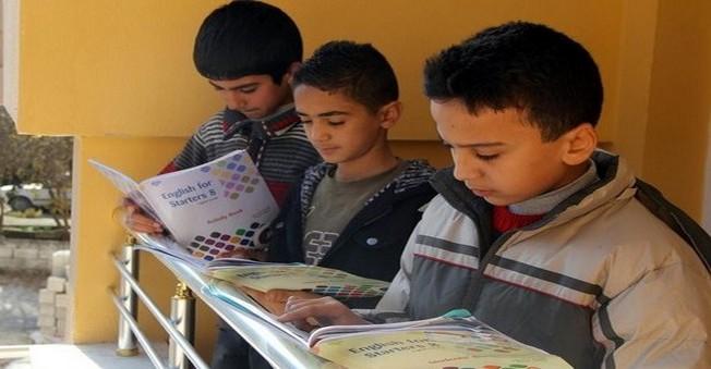 Okullar Öğleden Sonra Suriye'li Çocukların Olacak