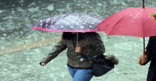 Orta Akdeniz üzerinden şiddetli yağışlar geliyor