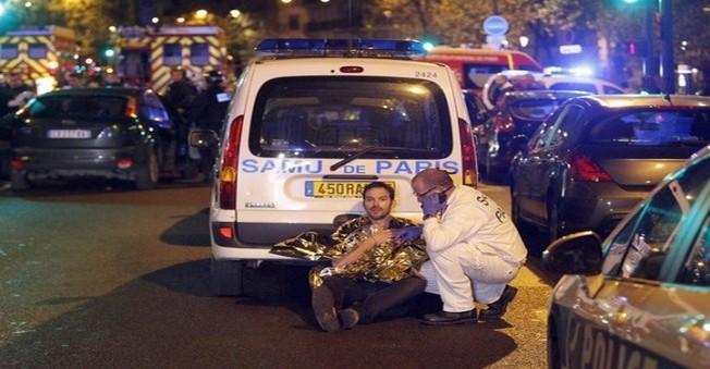 Paris'te Büyük SALDIRI! 150'nin Üzerinde Ölü Var