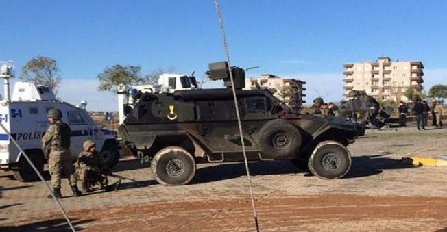 PKK'dan Saldırı! Bombalı Araç infilak Etti 1 Ölü, 4 Yaralı