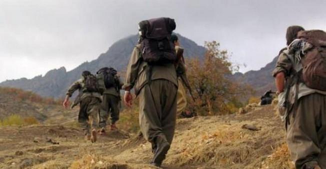 PKK'nın Batman'daki 7 Sığınağı Patlatıldı!