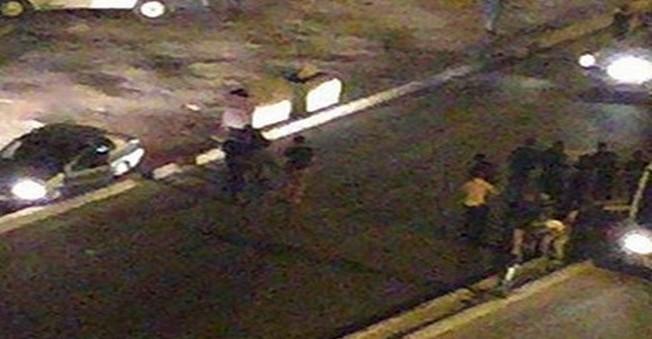 Polis aracına roketatarlı saldırısı sonucunda bir kişi hayatını kaybetti
