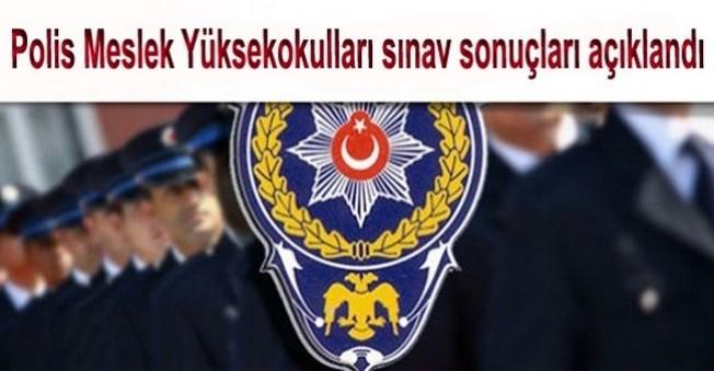 Polis Meslek Yüksek Okulu Sınav Sonuçları Açıklandı