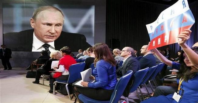 Putin Türkiye'yi Suçladı!