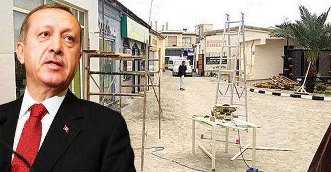 Recep Tayyip Erdoğan filmi KKTC'de çekilecek