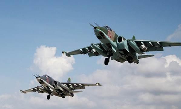 Rus Uçakları Saldırdı! 47 Kişi Öldü