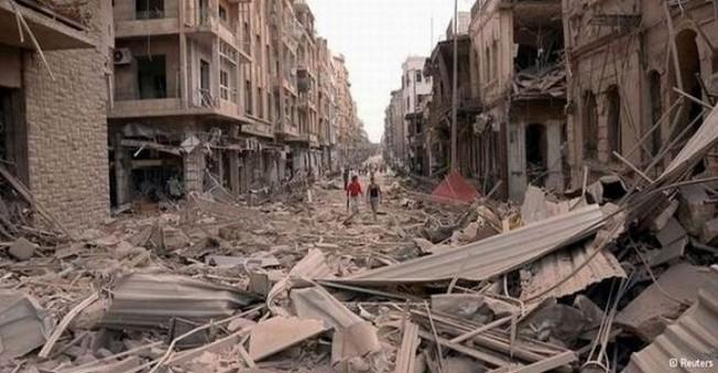 Rusya ve İran, Halep'i Ablukaya Aldı!