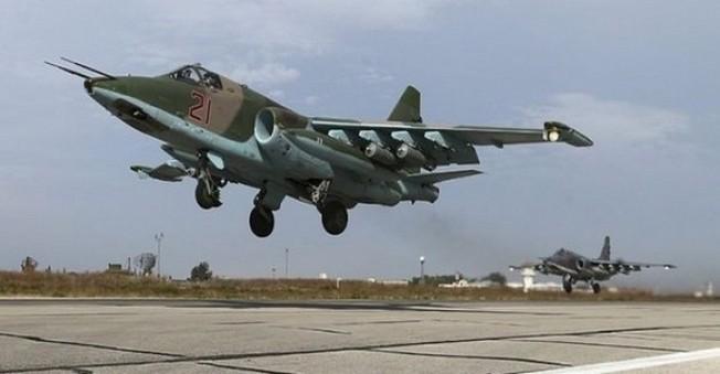 Rusya'dan Irak'a Savaş Uçağı