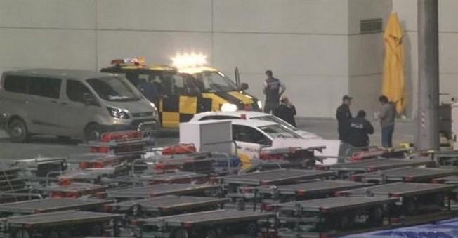 Sabiha Gökçen Havalimanı'nda Patlama:1 Ölü, 1 yaralı