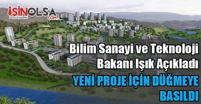 Sakarya'da Yeni Proje