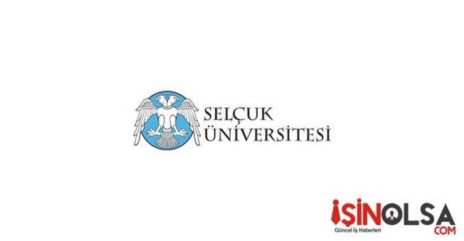 Selçuk Üniversitesi Öğretim Üyesi Alımı