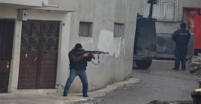 Siirt'ten Acı Haber Geldi! 1 Polis Şehit