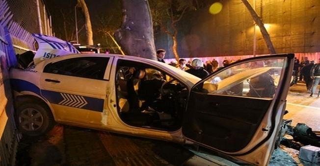 Sinan Çetin'in Oğlu Kaza Yaptı! 1 Polis Şehit Oldu!