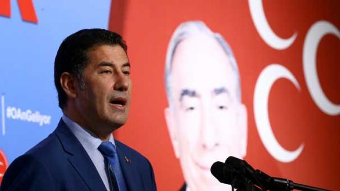 Sinan Oğan MHP Başkanlığını Resmen Açıkladı