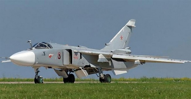 Sınırda Uçak Düşürüldü! Düşen Uçak Rus Uçağı mı?