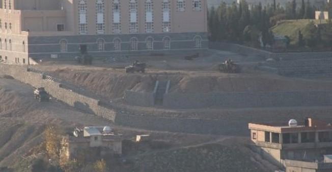 Şırnak'ta Helikoperlere Saldırı Düzenlendi